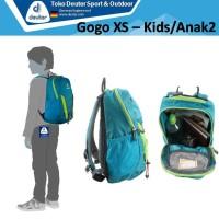 SALE!!  Deuter Gogo XS Petrol Kiwi Back Pack /Tas Punggung anak-anak