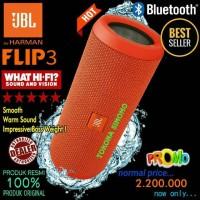 JBL Flip 3 Splashproof Portable Bluetooth Speaker With Speakerphone