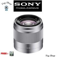 Lensa Fix Sony E-Mount 50MM F1/8 - Sony E-Mount 50MM F1/8