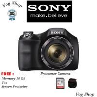 Camera Sony CyberShot DSC-H300 - Sony H300