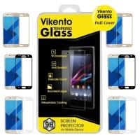 Full Vikento Tempered Glass For Samsung A5 2016  - Gold