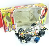 Tamiya Kw Aoda Mini 4wd Fly Fast Atau Nitro Force Body Metallic