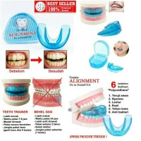 Orthodentic Retainer Teeth Trainer Allignment / Behel Gigi