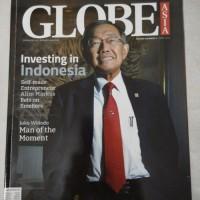 PALING MURAH TERMURAH Majalah Globe Asia Second Indonesia No 1 Busine