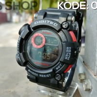 Jual Jam tangan pria digitec 2020 sport double time original 100% Murah