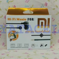 Headset Xiaomi Redmi 1/2/3 Note 2/3 MI 4/I/C (Stereo Bass)Original 99%