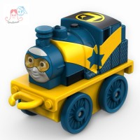 Thomas Minis - DC Super Friends Booster Gold Dash - Fisher Price