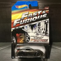 Hot Wheels Nissan 350Z Fast Furious Tokyo Drift FF Series ERROR