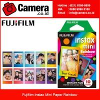 Fujifilm Instax Mini Paper Rainbow / Paper Fuji Instax
