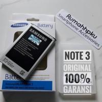 Baterai battery batre samsung galaxy note 3 dan 2 ORI