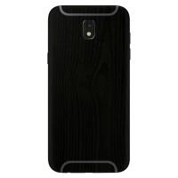harga 9skin - Premium Skin Case Samsung Galaxy J7 Pro - 3m Black Wood Tokopedia.com