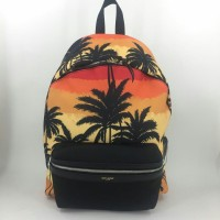 JUAL TAS YSL BACKPACK SUNSET MIRROR QUALITY