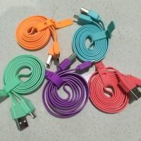 Jual Kabel Vivan Fetucinne Micro USB Candy Murah