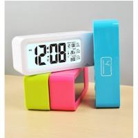 Jual Digital Led Alarm Clock Weker Digital Jam Meja Murah Grosir Terbaru Murah
