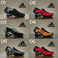 Sepatu Adidas Slip On Casual Pria Model Kickers Nike Slop Murah