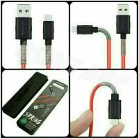 Jual Kabel Data VIVAN Fast Charging FM100 2.4A Micro USB Original 100% GRS Murah
