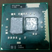 Processor Laptop Intel Core i3 330M 2,13GHz Bekas