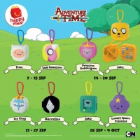 Mainan Happy Meal Adventure Time