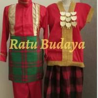 Baju Adat Bodo Dewasa (Sulawesi Selatan)