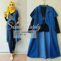 Cardy Jean fix to XL- LC