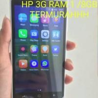 hp 3g android murah ram besar 1 /8 memori besar layar besar garansi