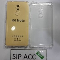 Case Anti Crack Lenovo K6 Note
