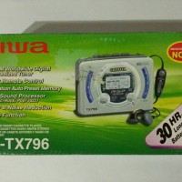 Walkman AIWA HS TX 796