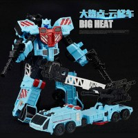 Jual Transformers Combiner Wars Hot-spot KO-Oversized merk Weijiang Murah