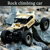 Mainan Hobi Anak RC Off Road Remote Control Import Canggih - Gold