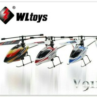 RC Helicopter Single Blade Wltoys V911 2,4Ghz 4,5Ch With Gyro