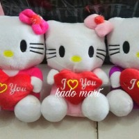 Jual mainan boneka hello kitty melody cat kucing boneka karakter Murah