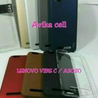 Baby skin Lenovo Vibe C A2020 Eco slim Matte Doff Hard Casing Cover