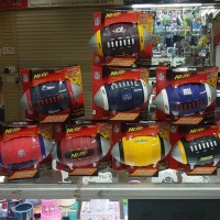 Bola Rugby Football Nerf Original