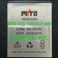 BATERAI/BATTERY ORI 99% MITO A38 FANTASY MAX (BA-00100)