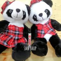 Jual Boneka Panda Couple/Edisi Pasangan Sweet bingits Murah
