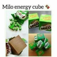 Milo Cube 50 pc / Milo Energy Cube 50s / Milo Nestle Energy Cube 50s