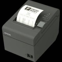 EPSON TMT 82 PRINTER KASIR THERMAL USB SERIAL