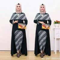 Kebaya Bali / Tunik / Atasan Wanita / Hijab / Kutubaru Batik / Batik