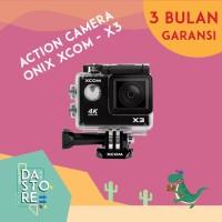 Jual Action Camera Cognos ONIX X3 4K 16 MP - Hitam Murah