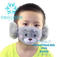 Earmuff Masker Anak