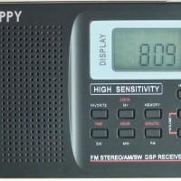 RADIO DIGITAL ALL BAND, CLOCK, ALARM,MEMORY, DSP