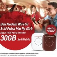Jual Mifi Modem Wifi 4G Smartfren Andromax M3Y M3Z Free Kuota 30GB Murah