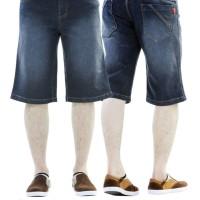 Celana Jeans Pria / Celana Pendek Casual Pria 346-12