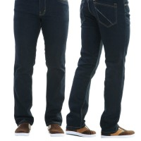Celana Jeans Pria / Celana Panjang Casual Pria 329-58