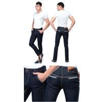 Celana Jeans Pria Infilco Hitam- SSP 878