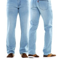 Celana Jeans Pria / Celana Panjang Casual Pria 329-54