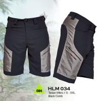Celana Pendek Gunung / Hiking / Adventure Trekking - HLM 034
