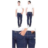 Celana Jeans  Pria Infilco Biru Tua  Keren SSP 628