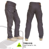 Celana Panjang Gunung / Hiking / Adventure Trekking - TRB 019