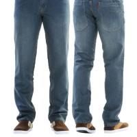 Celana Jeans Pria / Celana Panjang Casual Pria 329-08